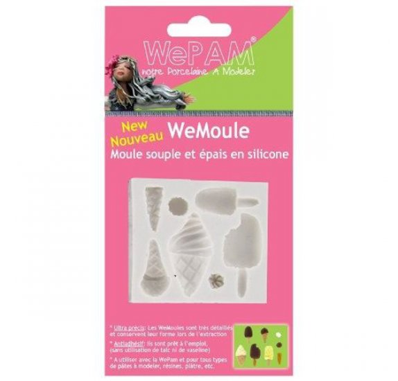 Moule en silicone 'WePAM' Multi glaces