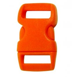 Lot de 10 Clips Créacord 'PW' Orange