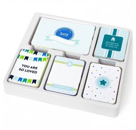 Coffret de base Project Life 'American Crafts - Baby Boy Edition' 616 Cartes