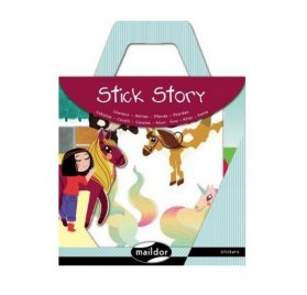 Kit Stick Story 'Maildor' Chevaux