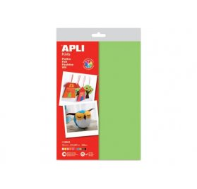 Lot de 10 feutrines A4 'Apli' Couleurs assorties 250g