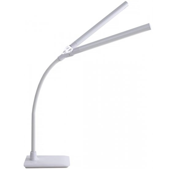 Lampe de table Duo 'Daylight' Blanc