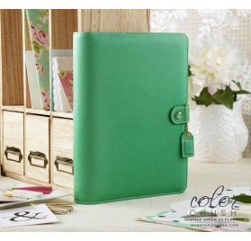 Organiseur Complet A5 Personal Planner 'Webster's Pages - Color Crush' Bleu Pervenche