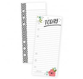Bloc de marque-pages pour organiseur 'Simple Stories - Carpe Diem Planner' Today