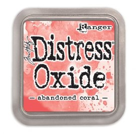 Encre Distress 'Ranger - Distress Oxide' Abandoned Coral