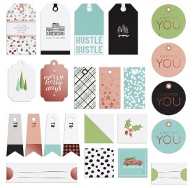 Tags et étiquettes 'Fancy Pants - Holiday Hustle'
