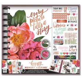 Coffret Organiseur 'Me & My Big Ideas - Happy Memory Keeping' Every Picture Tells A Story Non daté 12 mois