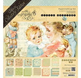 Kit 30x30 'Graphic 45 - Little Darlings'