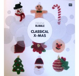 Livre 'Rico Design - Creative Bubble' X-MAS