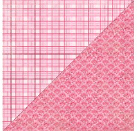 Papier double 30x30 'Authentique - Lovestruck' Lovestruck Three