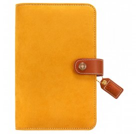 Organiseur Complet Personal Planner 'Webster's Pages - Color Crush' Daim Moutarde