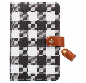 Organiseur Personal Planner 'Webster's Page - Color Crush' Buffalo Plaid (vide)