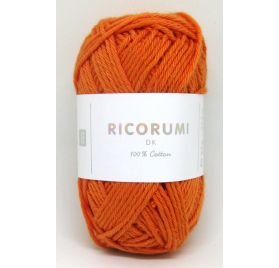 Coton Ricorumi 25g 'Rico Design' Smokey Orange 024