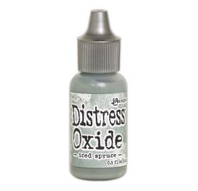 Recharge Encre Distress 'Tim Holtz - Distress Oxide' Iced Spruce 14 ml