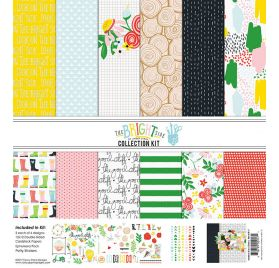 Kit 30x30 'Fancy pants -The Bright Side'