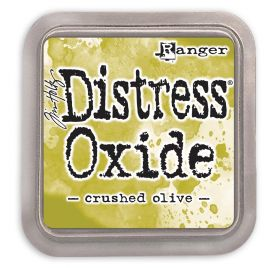 Encre Distress 'Tim Holtz - Distress Oxide' Crushed Olive
