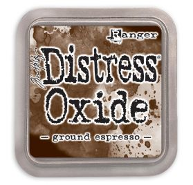 Encre Distress 'Tim Holtz - Distress Oxide' Ground Espresso