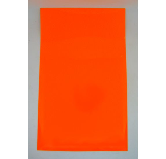 Flex vinyle - 210 x 340 mm - Craft Robo - Orange Fluo 33