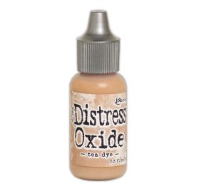 Recharge Encre Distress 'Tim Holtz - Distress Oxide' Tea Dye 14 ml