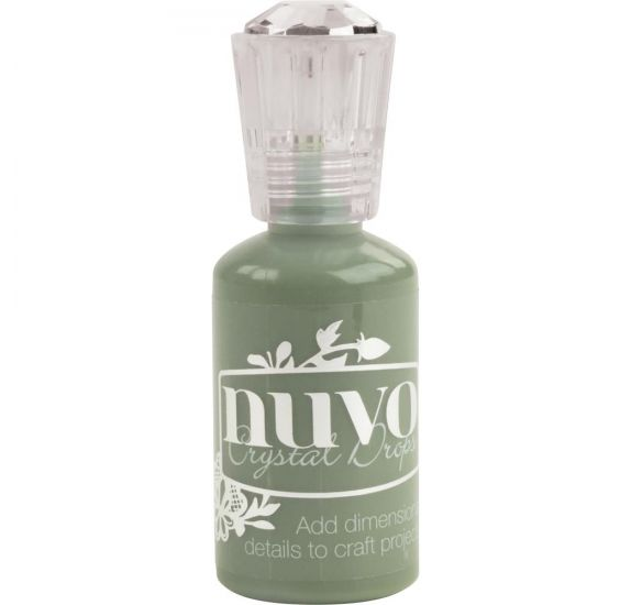 Encre 'Nuvo - Crystal Drops' Olive Branch