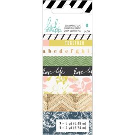 8 masking tapes 'Heidi Swapp - Emerson Lane'