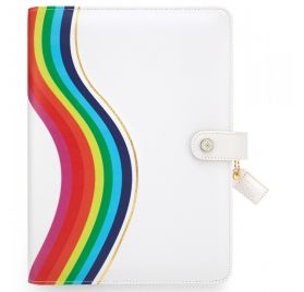Organiseur A5 Personal Planner 'Webster's Pages - Rainbow' vide
