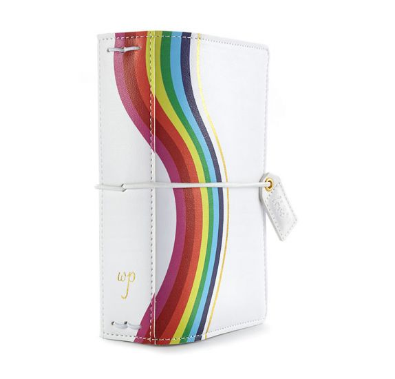 Carnet de voyage  'Webster's Pages- Rainbow '