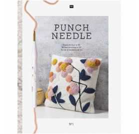 Livre 'Rico Design' Punch Needle N°1