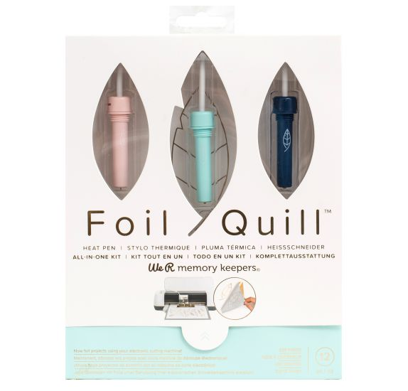 Kit Foil Quill Tout-en-un 'We R Memory Keepers'