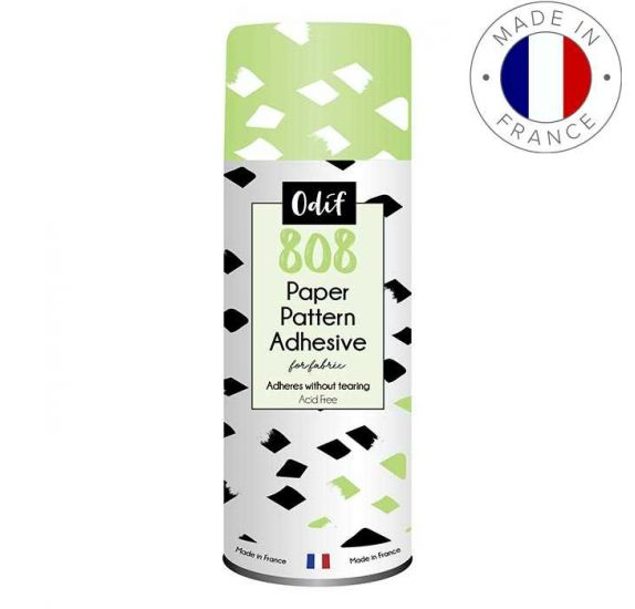 Colle temporaire pour patrons 808 'Odif' Tissus 250 ml