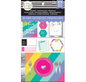 320 Notes adhésives 'Me & My Big Ideas - The Happy Planner' Journaling