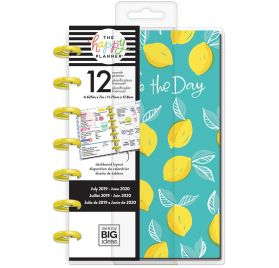 Mini Organiseur 'Me & My Big Ideas - The Happy Planner ' Southern Preppy (Juillet 2019  à Juin 2020)