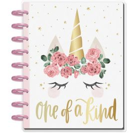 Organiseur 'Me & My Big Ideas - The Happy Planner' Happy Illustrations (Juillet 2019-Décembre 2020)