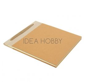 Livre d'Or 'Idea Hobby' 35x33 cm