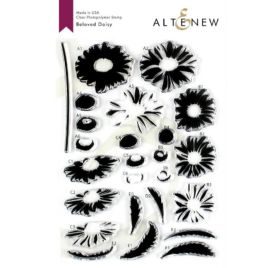 25 Tampons transparents 'Altenew' Beloved Daisy