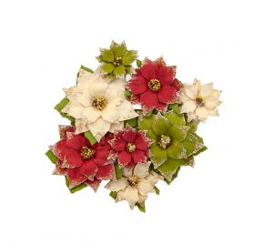 8 Fleurs 'Prima - Christmas in the Country' Tidings