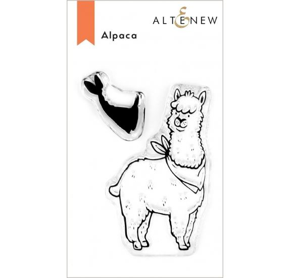 2 Tampons transparents 'Altenew' Alpaca