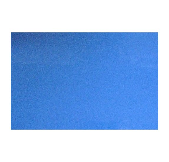 Flex vinyle polyuréthane 210x340mm - Craft Robo - Bleu