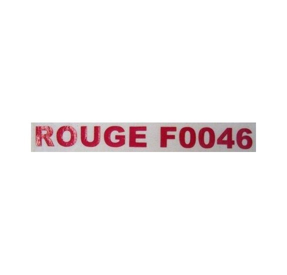Flex glossy - Craft Robo - Rouge 21x24 cm