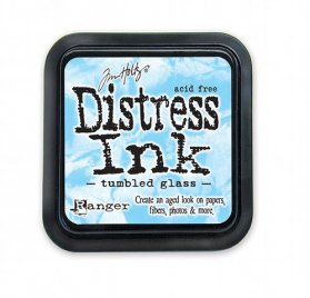 Encre Distress - Ranger - Tumbled Glass