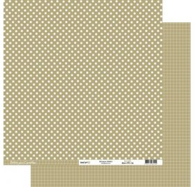 Papier double 30x30 - Kesi'Art - Kraft