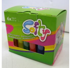 Pack de 6 Pâtes Darwi - Softy - 6x62 g